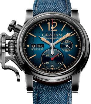 2CVAV.BU03A Graham Chronofighter Vintage