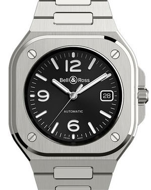 BR05A-BL-ST/SST Bell & Ross BR 05