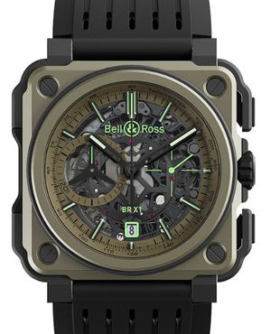 BRX1-CE-TI-MIL Bell & Ross BR-X1