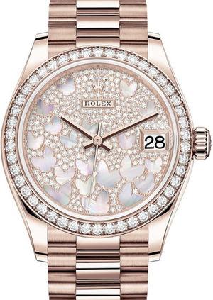 278285RBR-0010 Rolex Datejust 31