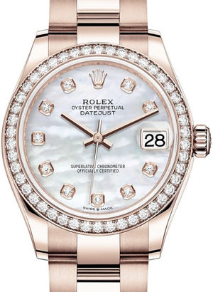 278285RBR-0011 Rolex Datejust 31