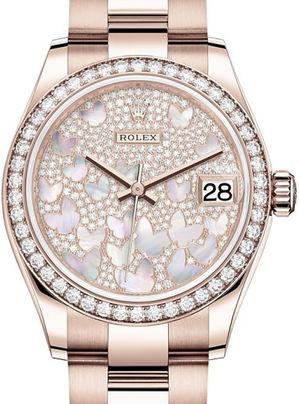 278285RBR-0009 Rolex Datejust 31