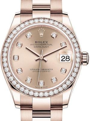 278285RBR-0024 Rolex Datejust 31