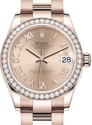 278285RBR-0028 Rolex Datejust 31