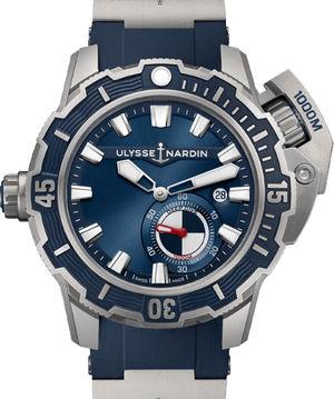 3203-500-3/93 Ulysse Nardin Diver