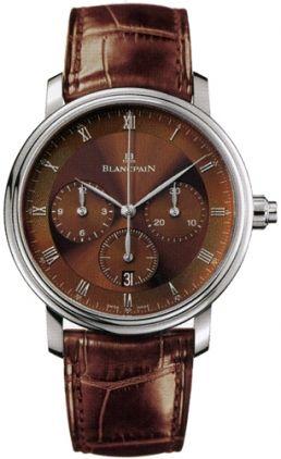 Blancpain Villeret Chronograph 6185-1546-55b