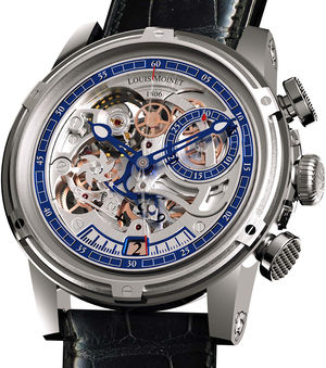 LM-74.20.50 Louis Moinet Limited Edition