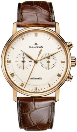Blancpain Villeret Chronograph 4082-3642-55b
