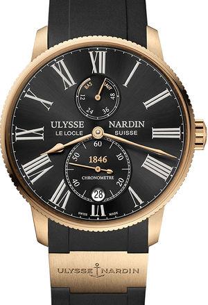 1182-310-3/42 Ulysse Nardin Marine Chronometer