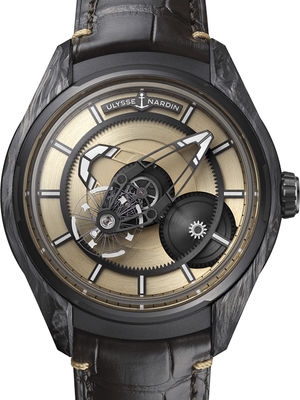 2303-270LE/CARB-GOLD Ulysse Nardin Freak