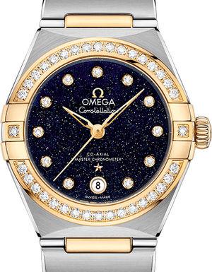 131.25.29.20.53.001 Omega Constellation Manhattan