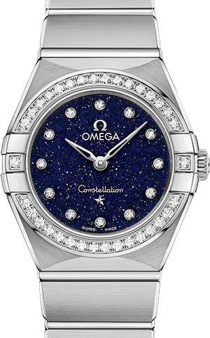 131.15.25.60.53.001 Omega Constellation Manhattan