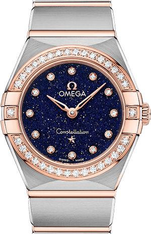 131.25.25.60.53.002 Omega Constellation Manhattan