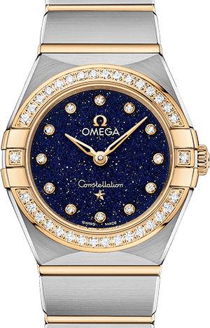 131.25.25.60.53.001 Omega Constellation Manhattan