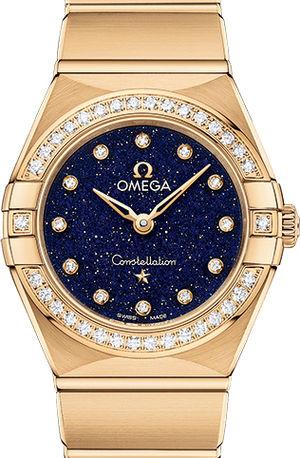 131.55.25.60.53.001 Omega Constellation Manhattan