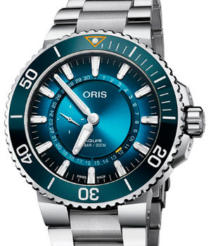 01 743 7734 4185-Set Oris Diving