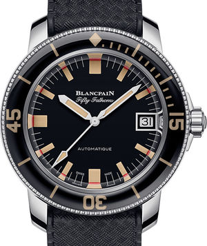5008B 1130 B52A Blancpain Fifty Fathoms