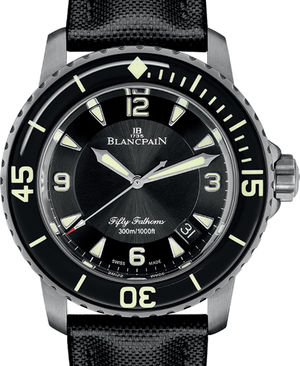 5015 12B30 B52 Blancpain Fifty Fathoms