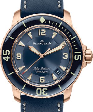 5015 3603C 63B Blancpain Fifty Fathoms