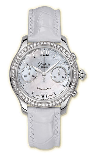 Glashutte Original Lady Serenade 39-34-12-12-04
