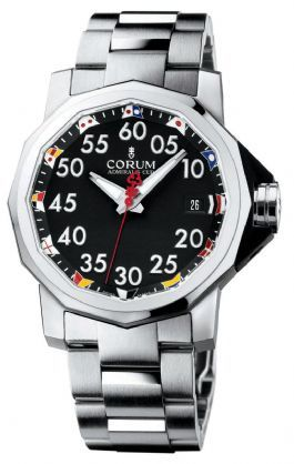 Corum Admirals Cup Competition 40 082.960.20/V700 AN12 (CO-382)