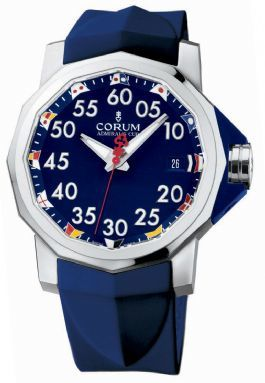 Corum Admirals Cup Competition 40 082.962.20/F373 AB12 (CO-385)