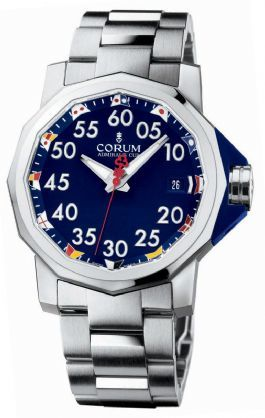 Corum Admirals Cup Competition 40 082.962.20/V700 AB12 (CO-386)