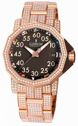 Corum Admirals Cup Competition 40 082.964.85/V703 AG12 (CO-390)