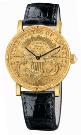 Corum Coin 082.355.56/0001 MU51