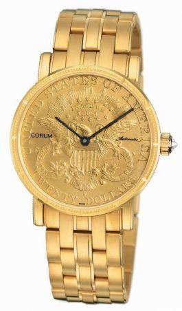 Corum Coin 082.355.56/M500 MU51