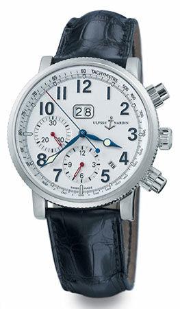 513-22 Ulysse Nardin Marine Chronograph