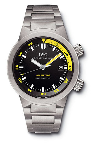 IW3538-03 IWC Aquatimer