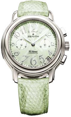 03.1230.4002/61.c516 Zenith Star Ladies