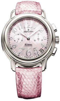 03.1230.4002/71.c515 Zenith Star Ladies