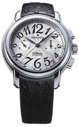 03.1230.4002/01.r527 Zenith Star Ladies