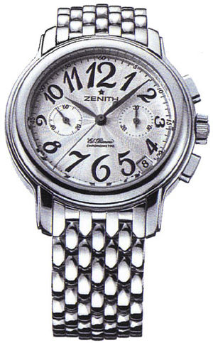 03.1230.4002/01.m1230 Zenith Star Ladies