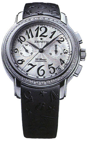 16.1230.4002/01.r527 Zenith Star Ladies