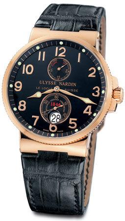 Ulysse Nardin Maxi Marine Chronometer 41 266-66/62