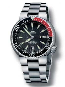 Oris Diving Collection 01 733 7562 7154-07 8 24 70PEB