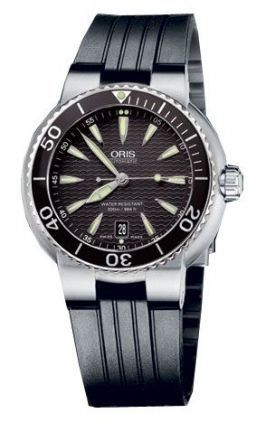 Oris Diving Collection