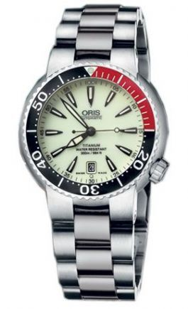 Oris Diving Collection 01 733 7562 7159-07 8 24 70PEB