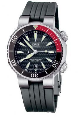 01 733 7541 7154-07 4 24 34TEB Oris Diving Collection