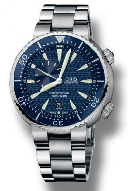 Oris Diving Collection 01 643 7609 8555-07 8 24 01PEB