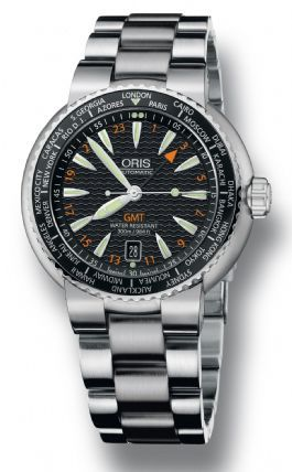 Oris Diving Collection 668 7608 8454-07 8 24 01PEB
