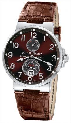 Ulysse Nardin Maxi Marine Chronometer 41 263-66/625