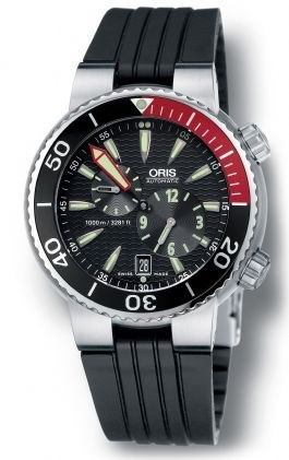 01 649 7541 7164-Set Oris Diving Collection
