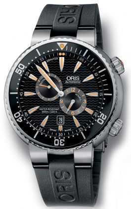 01 649 7610 7164-Set Oris Diving Collection