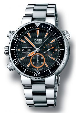 01 678 7598 7184-Set Oris Diving Collection