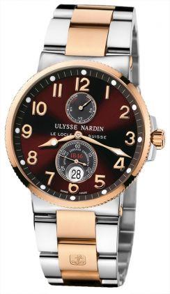 Ulysse Nardin Maxi Marine Chronometer 41 265-66-8/625