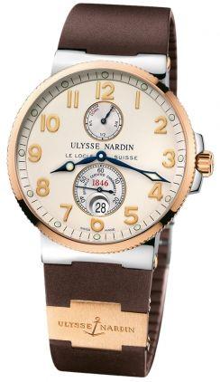Ulysse Nardin Maxi Marine Chronometer 41 265-66-3/60
